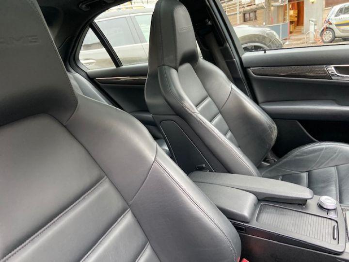 Mercedes Classe C MERCEDES C63 AMG 457CV 68000 KMS Gris - 25
