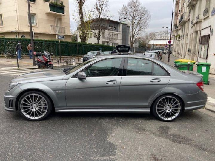 Mercedes Classe C MERCEDES C63 AMG 457CV 68000 KMS Gris - 6