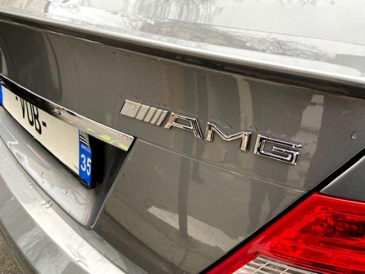 Mercedes Classe C MERCEDES C63 AMG 457CV 68000 KMS Gris - 11