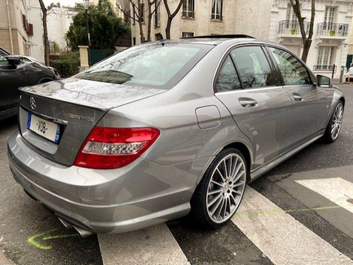 Mercedes Classe C MERCEDES C63 AMG 457CV 68000 KMS Gris - 7