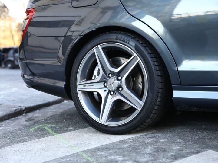 Mercedes Classe C MERCEDES C63 AMG SW 67300 KMS EN ETAT NEUF VMAX 280KMH Gris Tenorite - 9