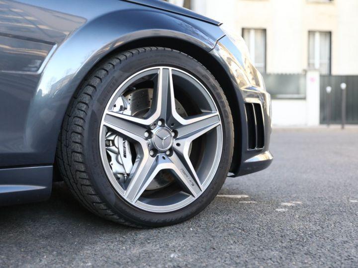 Mercedes Classe C MERCEDES C63 AMG SW 67300 KMS EN ETAT NEUF VMAX 280KMH Gris Tenorite - 10