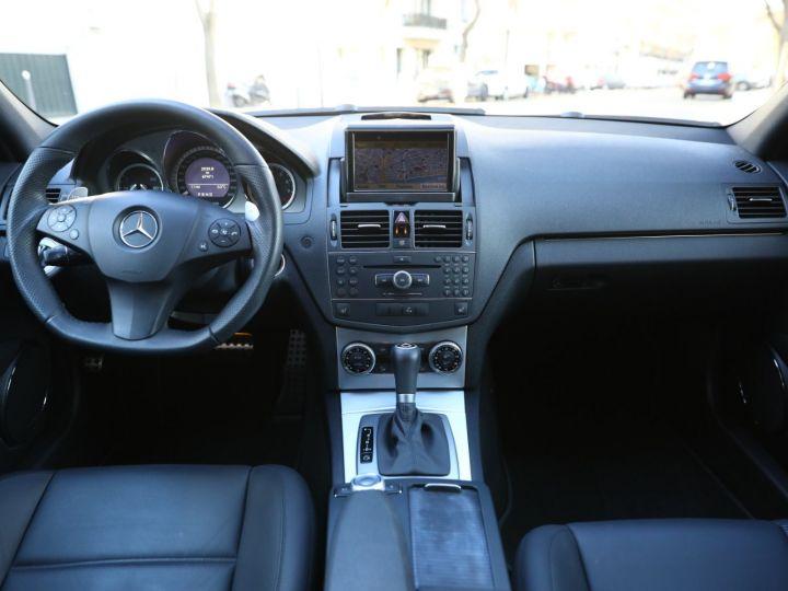 Mercedes Classe C MERCEDES C63 AMG SW 67300 KMS EN ETAT NEUF VMAX 280KMH Gris Tenorite - 13