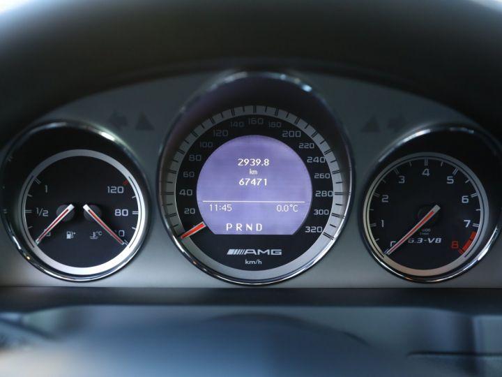 Mercedes Classe C MERCEDES C63 AMG SW 67300 KMS EN ETAT NEUF VMAX 280KMH Gris Tenorite - 14