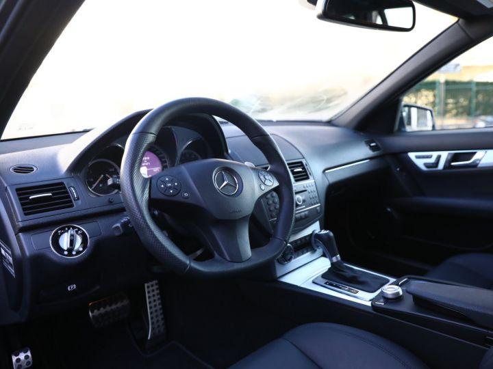Mercedes Classe C MERCEDES C63 AMG SW 67300 KMS EN ETAT NEUF VMAX 280KMH Gris Tenorite - 26