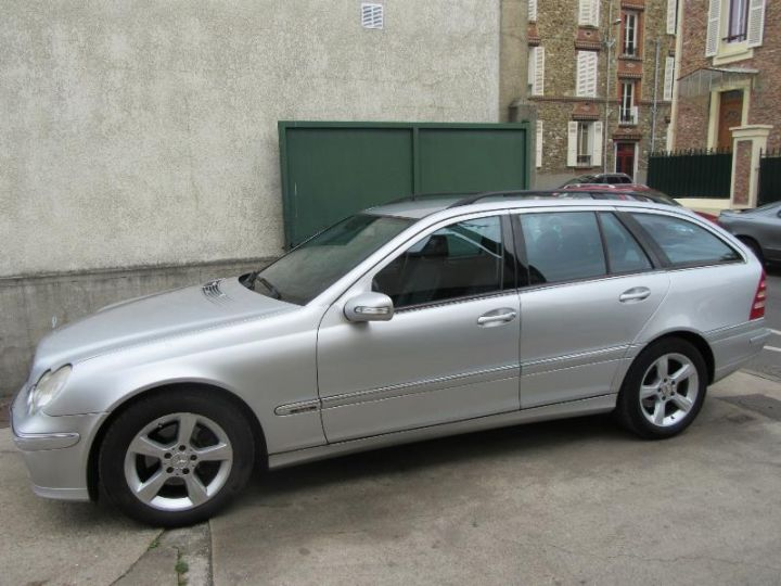 Mercedes Classe C S203 220 CDI AVANTGARDE LUXE BA GRIS CLAIR Occasion - 5