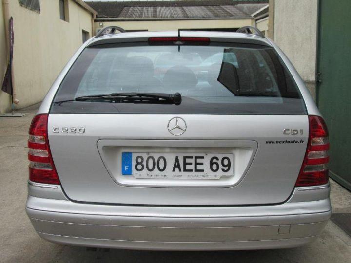 Mercedes Classe C S203 220 CDI AVANTGARDE LUXE BA GRIS CLAIR Occasion - 7