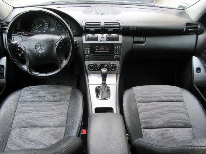 Mercedes Classe C S203 220 CDI AVANTGARDE LUXE BA GRIS CLAIR Occasion - 8