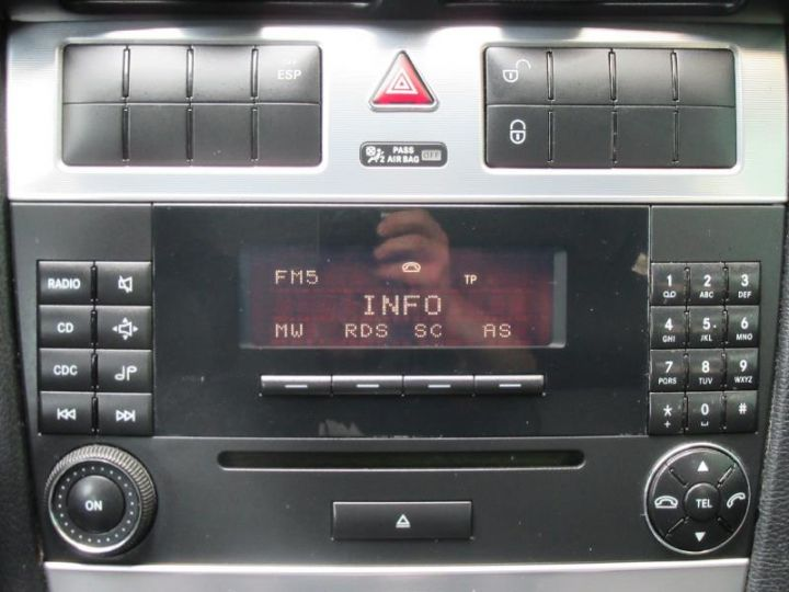 Mercedes Classe C S203 220 CDI AVANTGARDE LUXE BA GRIS CLAIR Occasion - 16
