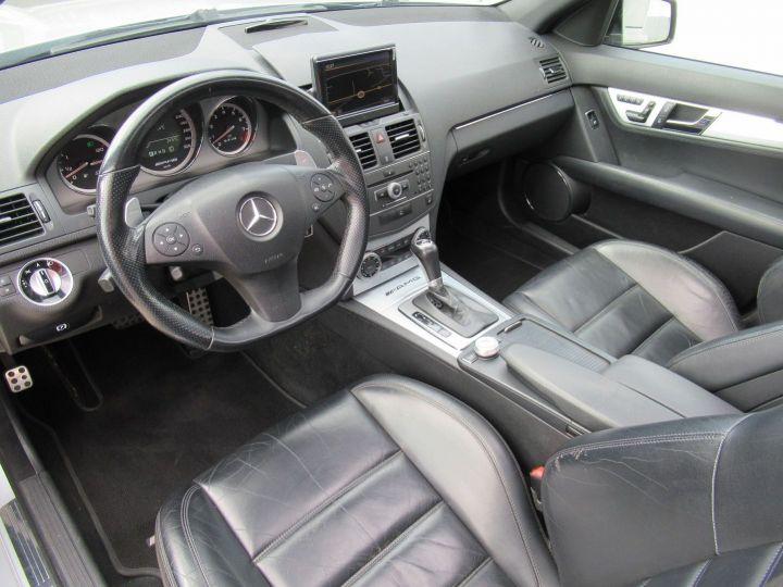 Mercedes Classe C (S204) 63 AMG SPEEDSHIFT MCT Gris - 2