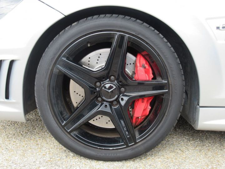 Mercedes Classe C (S204) 63 AMG SPEEDSHIFT MCT Gris - 13