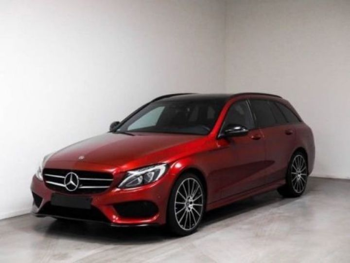 Mercedes Classe C S205 250 T AMG ROUGE Occasion - 1
