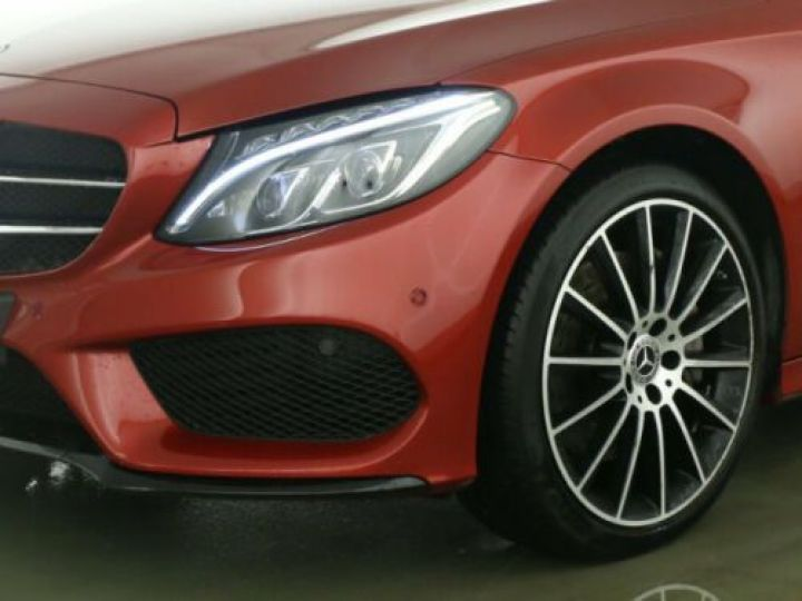 Mercedes Classe C S205 250 T AMG ROUGE Occasion - 3
