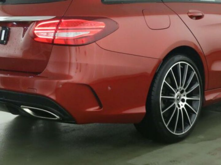 Mercedes Classe C S205 250 T AMG ROUGE Occasion - 4