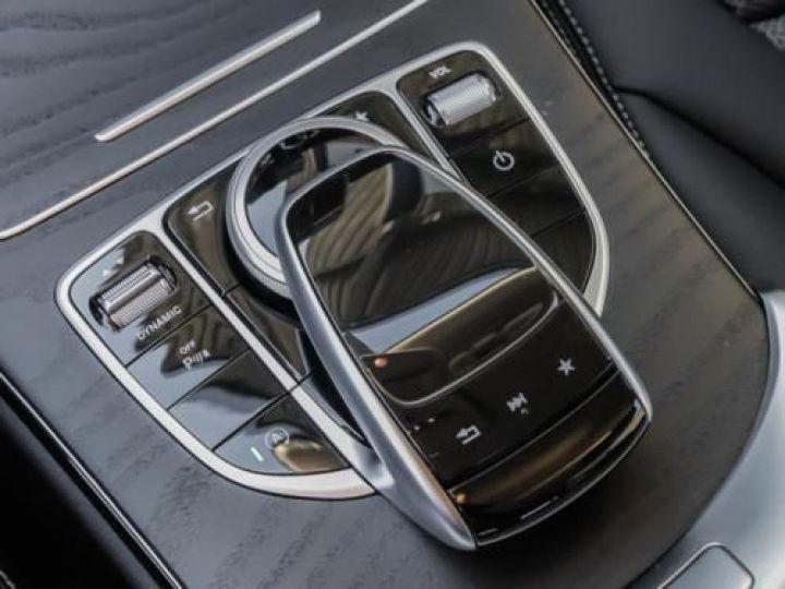 Mercedes Classe C S205 C 220 D  AMG GRIS Occasion - 8