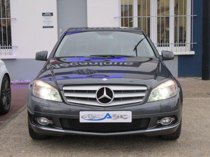 Mercedes Classe C (W204) 200K AVANTGARDE BA Gris Fonce - 2