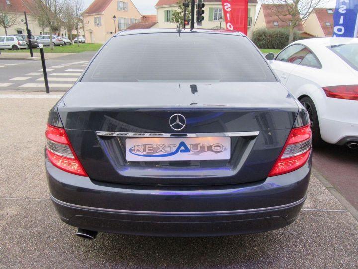 Mercedes Classe C (W204) 200K AVANTGARDE BA Gris Fonce - 7