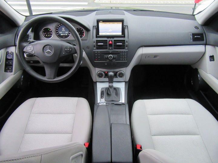 Mercedes Classe C (W204) 200K AVANTGARDE BA Gris Fonce - 16