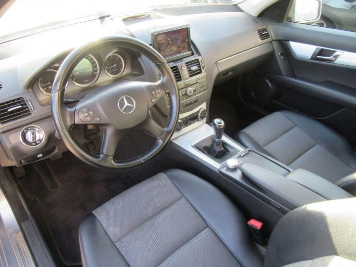 Mercedes Classe C (W204) 220 CDI BE AVANTGARDE Gris - 2