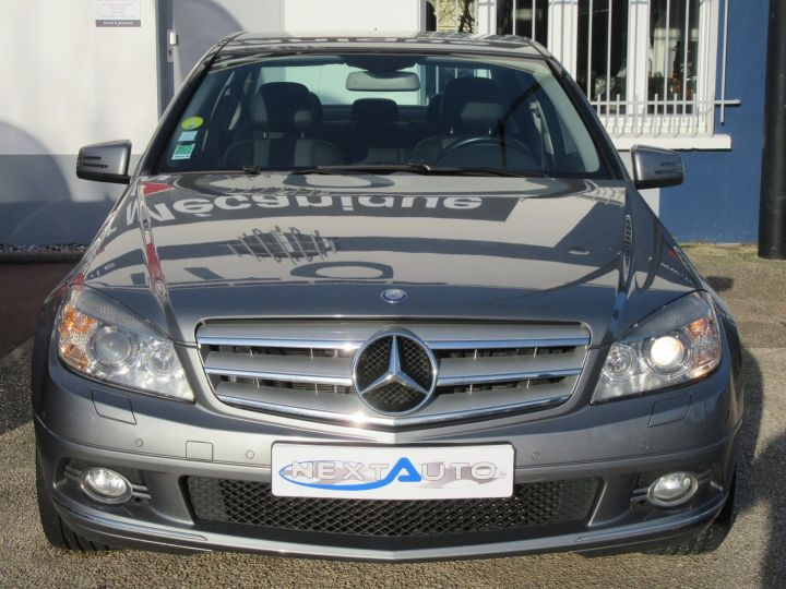Mercedes Classe C (W204) 220 CDI BE AVANTGARDE Gris - 6