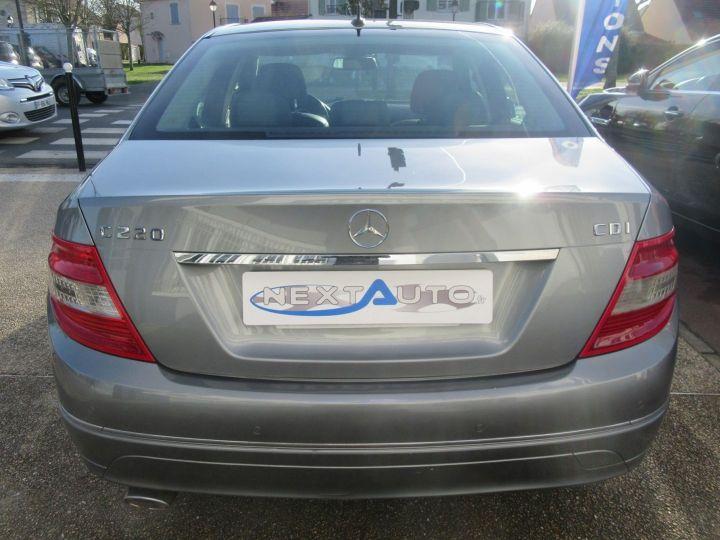 Mercedes Classe C (W204) 220 CDI BE AVANTGARDE Gris - 8