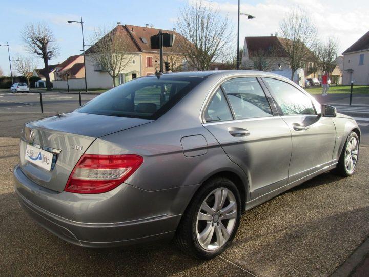 Mercedes Classe C (W204) 220 CDI BE AVANTGARDE Gris - 10