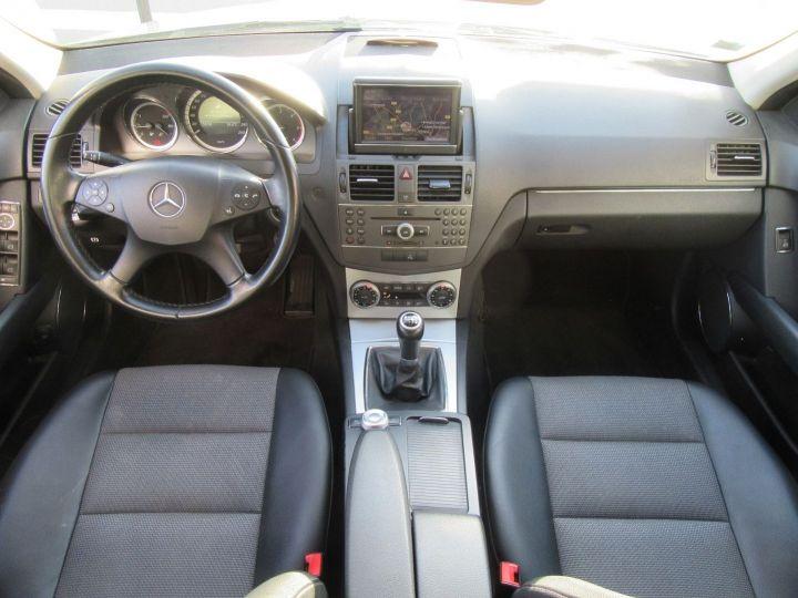 Mercedes Classe C (W204) 220 CDI BE AVANTGARDE Gris - 18