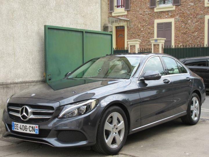 Mercedes Classe C W205 200 EXECUTIVE GRIS FONCE Occasion - 1