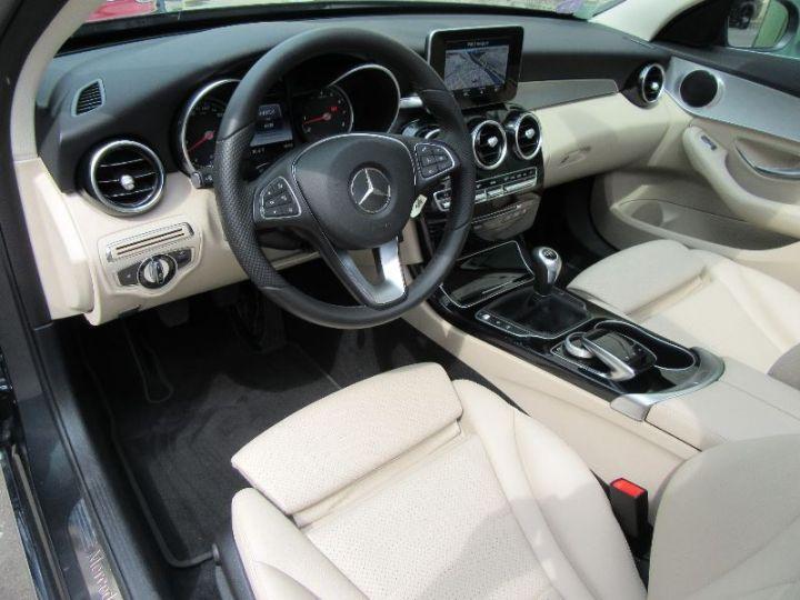Mercedes Classe C W205 200 EXECUTIVE GRIS FONCE Occasion - 2