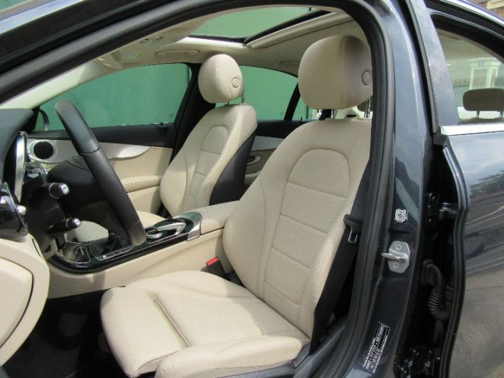 Mercedes Classe C W205 200 EXECUTIVE GRIS FONCE Occasion - 4