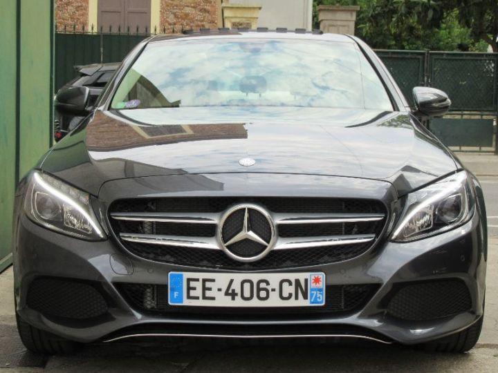 Mercedes Classe C W205 200 EXECUTIVE GRIS FONCE Occasion - 6