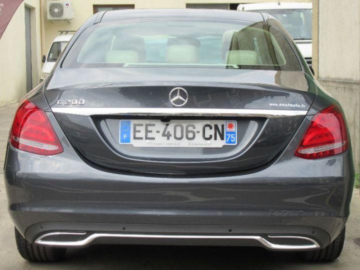 Mercedes Classe C W205 200 EXECUTIVE GRIS FONCE Occasion - 7