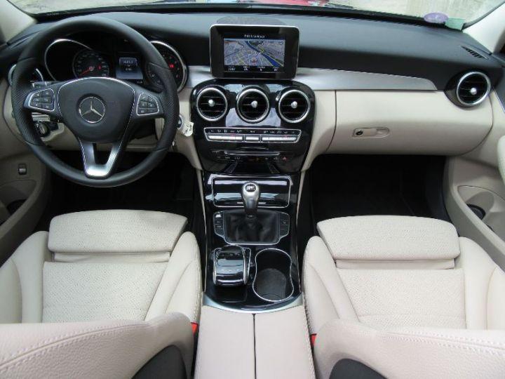 Mercedes Classe C W205 200 EXECUTIVE GRIS FONCE Occasion - 8