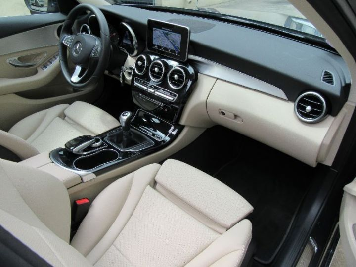 Mercedes Classe C W205 200 EXECUTIVE GRIS FONCE Occasion - 10