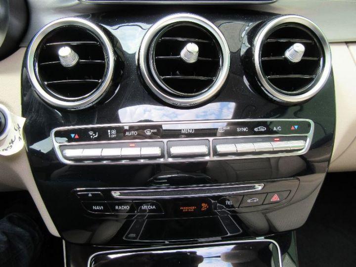 Mercedes Classe C W205 200 EXECUTIVE GRIS FONCE Occasion - 15