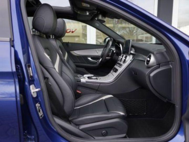Mercedes Classe C W205 63 AMG SPEEDSHIFT MCT AMG BLEU Occasion - 15