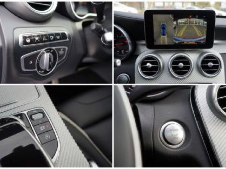 Mercedes Classe C W205 63 AMG SPEEDSHIFT MCT AMG BLEU Occasion - 18