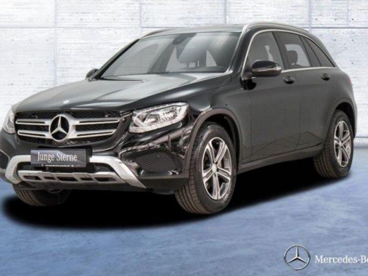 Mercedes Classe CLC 220 D GLC 4M 170 (06/2016) noir métal - 1