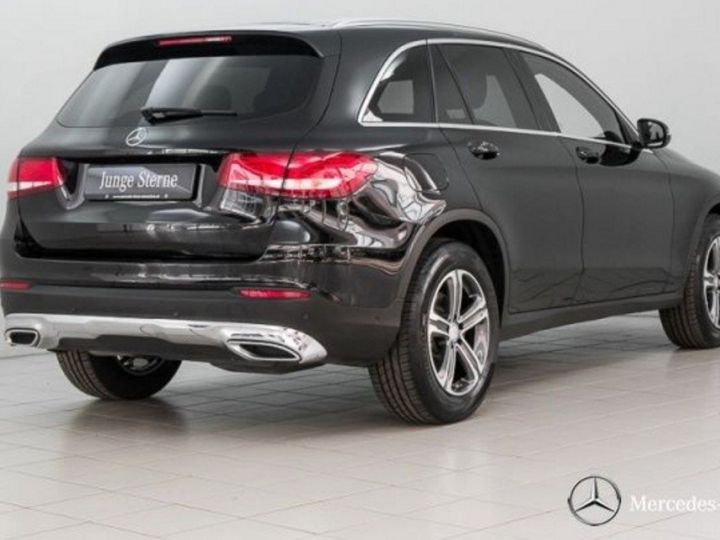 Mercedes Classe CLC 220 D GLC 4M 170 (06/2016) noir métal - 2