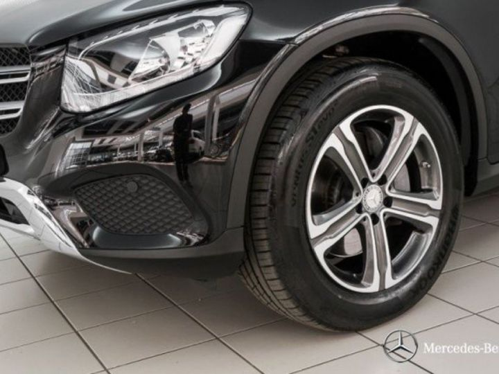 Mercedes Classe CLC 220 D GLC 4M 170 (06/2016) noir métal - 3