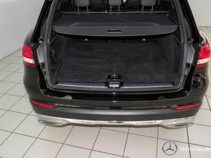 Mercedes Classe CLC 220 D GLC 4M 170 (06/2016) noir métal - 11