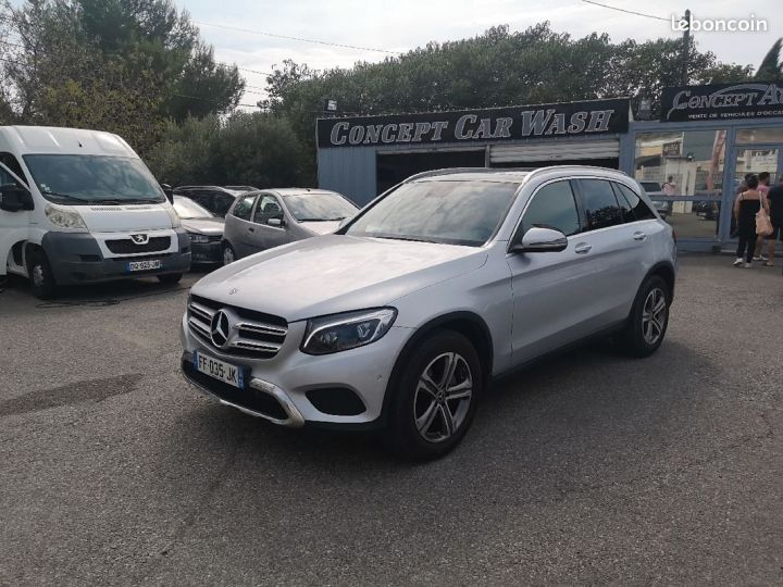 Mercedes Classe CLC FASCINATION GRIS METALISE Occasion - 2