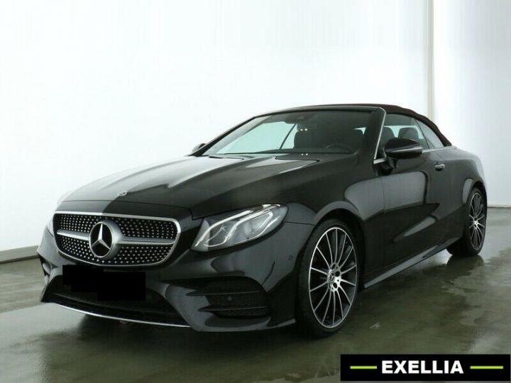 Mercedes Classe E 200 NOIR PEINTURE METALISE  Occasion - 1