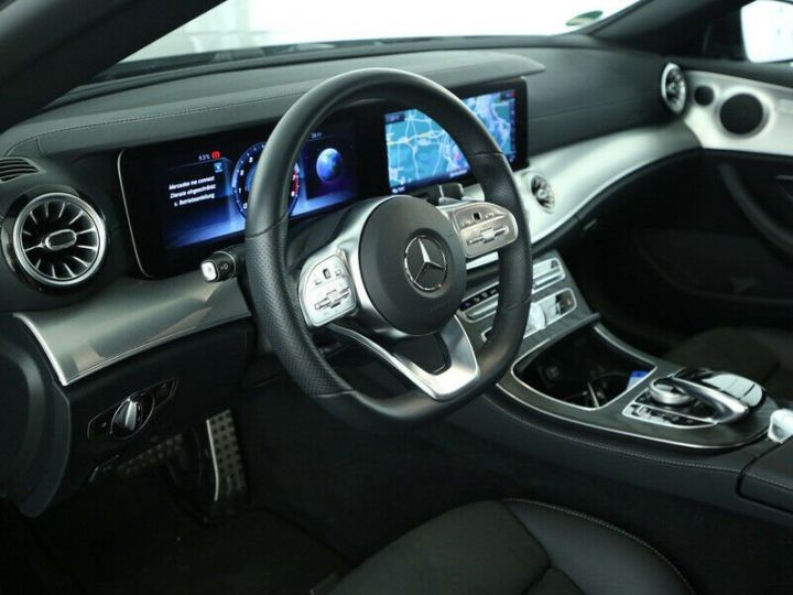 Mercedes Classe E 200 NOIR PEINTURE METALISE  Occasion - 7