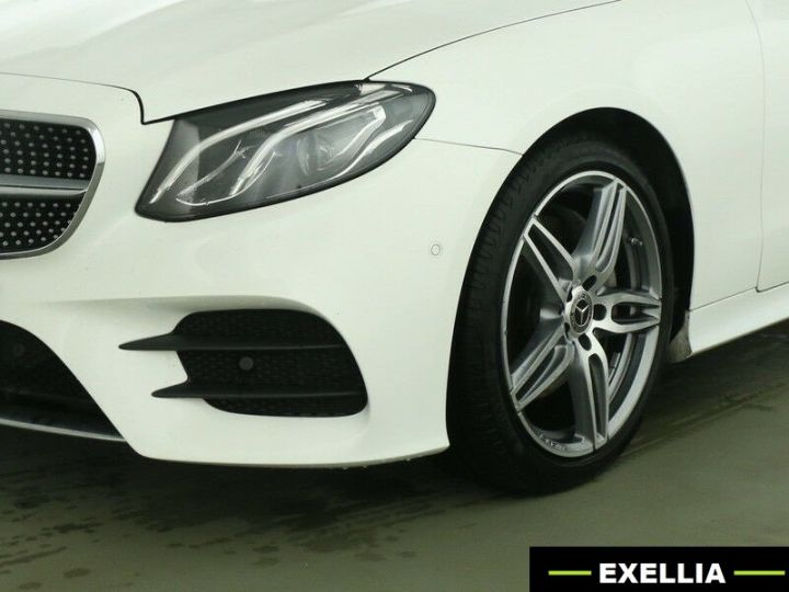 Mercedes Classe E 200 SPORTLINE 9G TRONIC  BLANC  Occasion - 1
