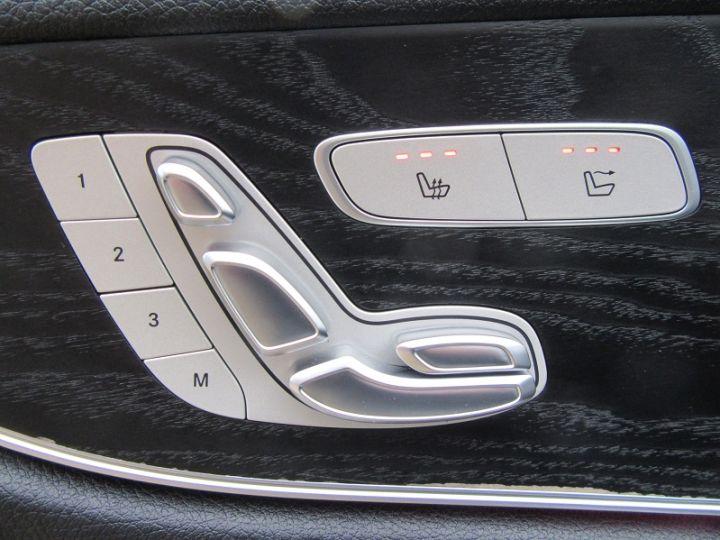 Mercedes Classe E 220 D 194CH AMG LINE 9G-TRONIC Gris Fonce Occasion - 15