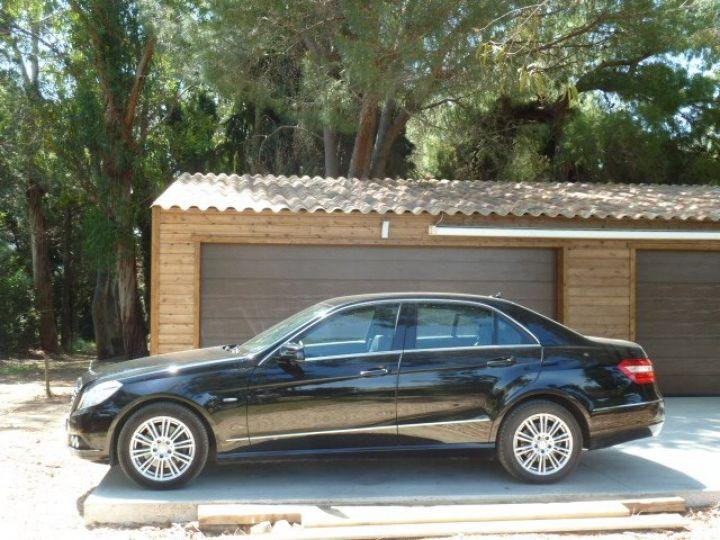 Mercedes Classe E 300 CDI 7 G-TRONIC NOIR OBSYDIENNE METALLISE - 4