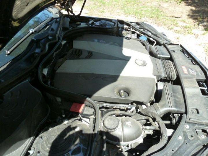 Mercedes Classe E 300 CDI 7 G-TRONIC NOIR OBSYDIENNE METALLISE - 16