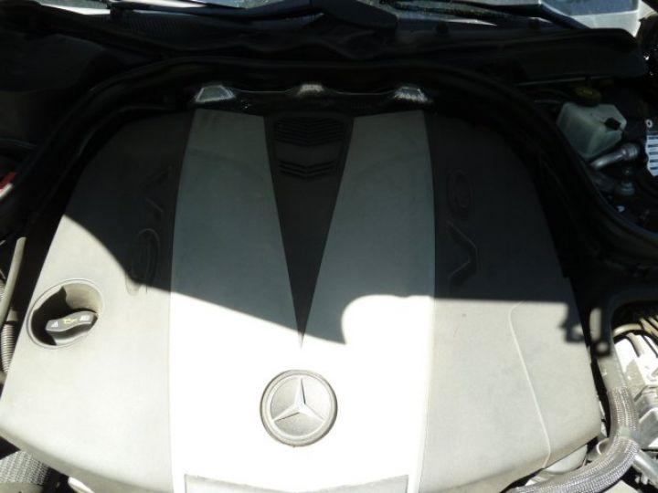 Mercedes Classe E 300 CDI 7 G-TRONIC NOIR OBSYDIENNE METALLISE - 18