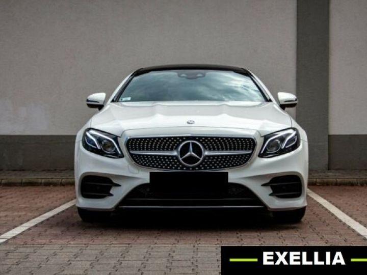 Mercedes Classe E 300 d 4M Coupé AMG BLANC PEINTURE METALISE  Occasion - 1